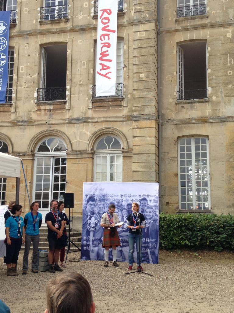 Fédération du Scoutisme Français