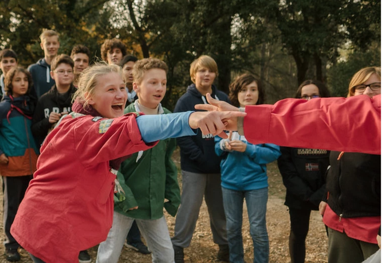 Vis Mon Camp!  / Fédération Scoutisme Français