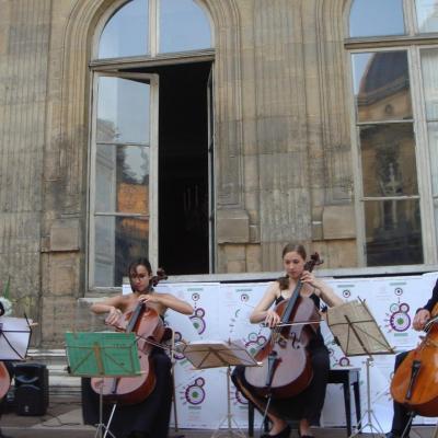 Festival Européen Jeunes Talents